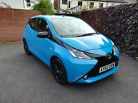 Toyota Aygo 1.0 VVT-i x-cite 2 5dr (65 plate) Excellent condition, Full service history