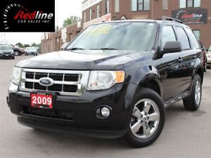2009 Ford Escape XLT V6 Bluetooth-Accident Free