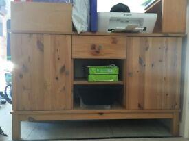 IKEA living room cabinet