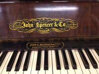 Piano - John Spence & Co London