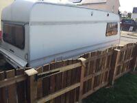 Caravan for trailer or camper project