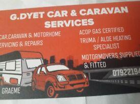 G.DYET CAR AND CARAVAN SERVICES