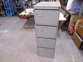 metal 4 drawer heavy tool workshop cabinet. can deliver