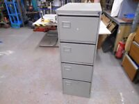 metal 4 drawer heavy tool workshop cabinet. can deliver