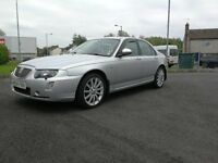mg/rover 75 2004 diesel contempary less than 35000 miles mot expires 8/6/2019