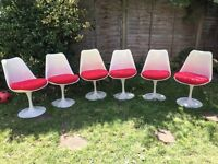 Tulip Style Dining Chairs