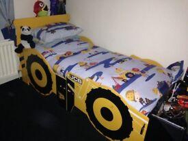 JCB Single Bed
