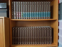 Complete book set of Britanica Encyclopedias