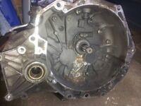 vectra gear box 6 speed low lillage car gear box