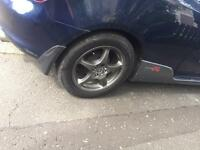 "OFFERS 4 stud 16""inch alloys"