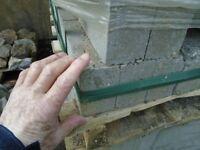 concrete infill blocks