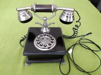 Mock Antique Phone - Fully Working