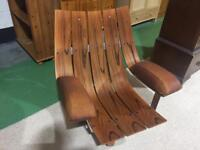 G plan house masters chair