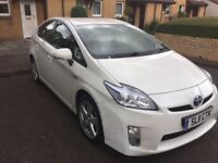 Toyota Prius VVTI CVT 1.8 Hybrid/Electric LeatherSeats 1owner yearMOT HPI-Clear *New Hybrid Battery*