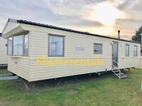 3 bed 8 berth Great Yarmouth caravan havens seashore caravan to rent from £35 a night
