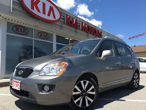 2012 Kia Rondo EX 7-Seat Sunroof|AC|Leather|Heated Front Seats