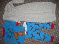 Baby Gap 2 pyjamas for boy 6-12mths. VGC!