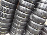 Part worn tyres / tyres from £15 / branded tyres / vairaty of sizes available / barking
