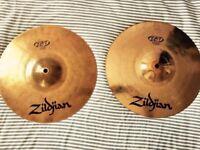 """Zildjian 13"""" ZBT HiHats [Pair]"""
