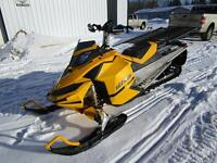 2009 Ski-Doo Summit 154 Anniversary Edition