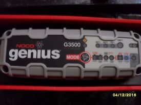 Battery Charger NOCO Genius G3500UK 6V/12V 3.5A