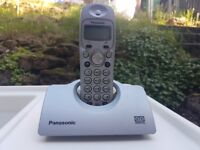 Panasonic wireless phone. Great condition, working fine. Cash on collection