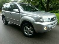 2004 NISSAN X-TRAIL 2.2 DCI SVE*TOP SPEC*LEATHER*PAN-ROOF*H/SEATS*SUPERB CONDITION*#4X4#SUV#JEEP