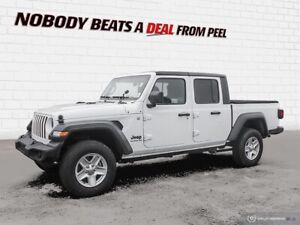 2020 Jeep Gladiator **IT'S HERE! ORDER THE ALL-NEW JEEP GLADIATO