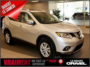2016 Nissan Rogue SV TOIT PANORAMIQUE BLUETHOOT