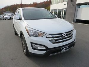 2013 Hyundai Santa Fe Luxury *AWD *Heated Leather! *Panoramic Ro
