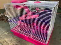 Hamster Rodent Rat Mouse Cage