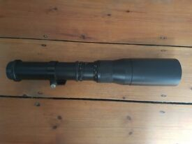 PARAGON 500mm F/8 TELEPHOTO LENS (USED)