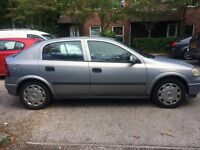FOR SALE VAUXHALL ASTRA 1600 CLUB USED