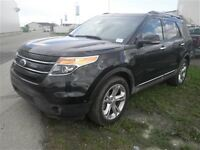2015 Ford Explorer Limited Sunroof Leather
