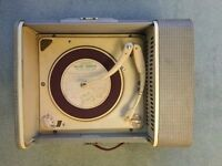 Vintage ferguson record player in good condition