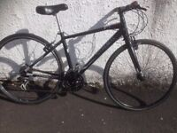 Trek FX 7.2. Unisex hybrid bike. Fully serviced, fully safe and ready to go.