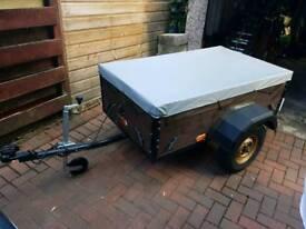 5x3 trailer