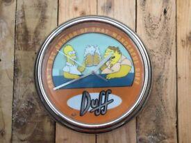 The Simpson Clock