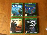 Xbox one games £5 each