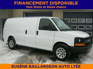 2013 Chevrolet Fourgonnette Express utilitaire 1500