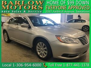 2012 Chrysler 200 Touring | $99 DOWN EVERYONE APPROVED!!!