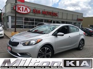 2014 Kia Forte EX - BOUGHT & SERVICED HERE