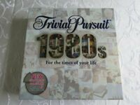 1980's Trivial Persuit