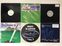 Large Bundle of Makina Records