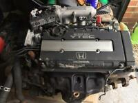 Honda B16 A2 Engine and Gearbox, Ex Civic Saloon. for sale  York, North Yorkshire