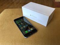 **Superb condition** 64GB storage Apple iPhone 6 - talkmobile/ Vodafone