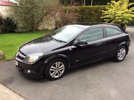 2007 Vauxhall Astra coupe 1.7 diesel