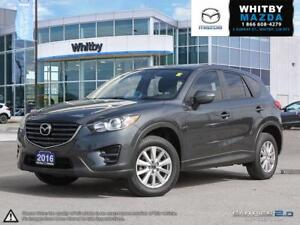 2016 MAZDA CX-5 GX-FWD CONVENIENCE PACKAGE