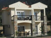 3 Bed Villa In Hisaronu - FREE UNLIMITED WI-FI, all En Suite accomodation with Balconies each room.