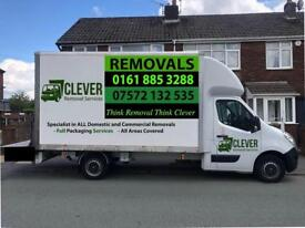 Man and Van, House Removal Services, Single Item pickups, furniture removal